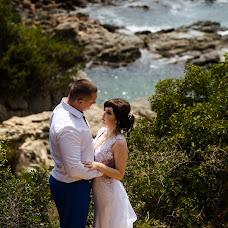 Wedding photographer Sergey Nadulich (minskstyle87). Photo of 09.08.2017