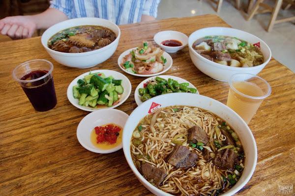 老夫子牛肉麵 成功店|飄香四十年 老字號品牌牛肉麵店