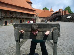 Photo: Ostrovní hrad Trakai (Litva)
