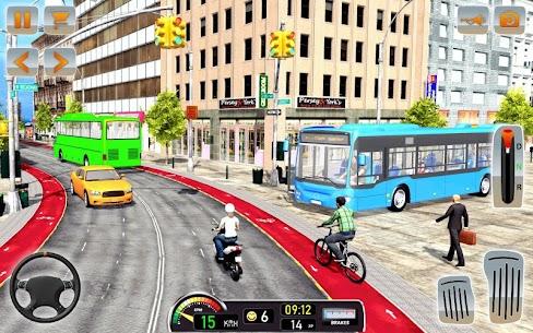 Dj. Driving King Bus Simulator: Bus Driving Games 1
