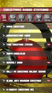 Vánoční rozhlasové stanice - náhled