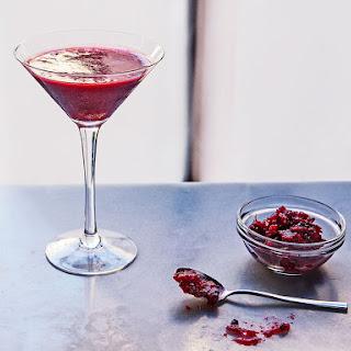 Cranberry Sauce Frozen Cosmo