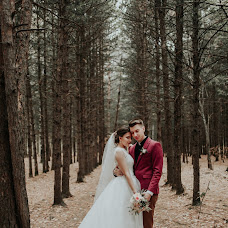 Wedding photographer Anna Zyryanova (ania3613). Photo of 07.11.2017