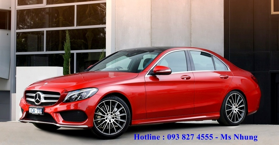 mercedes-c300-amg-red-2