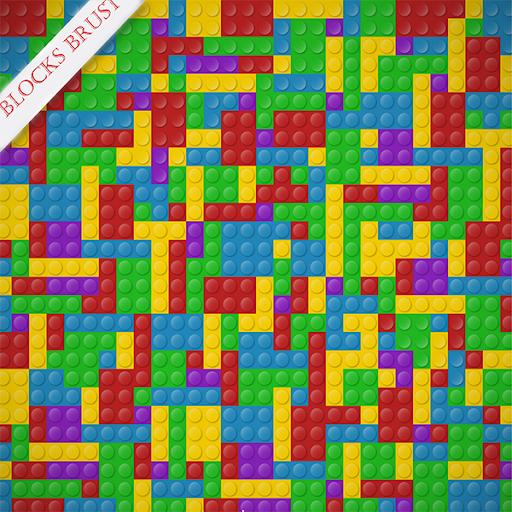 Burst Classic Blocks 3D