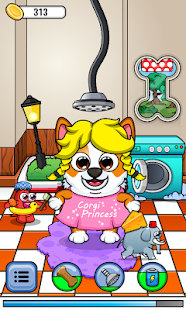 My Corgi - Virtual Pet Game Screenshot