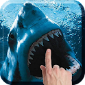 Shark Attack Live Wallpaper icon