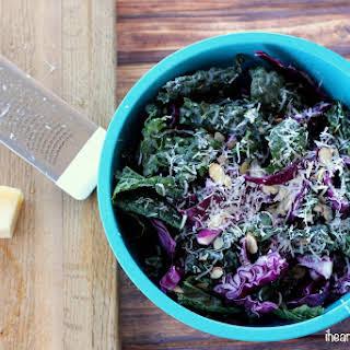 Easy Lacinato Kale Salad.