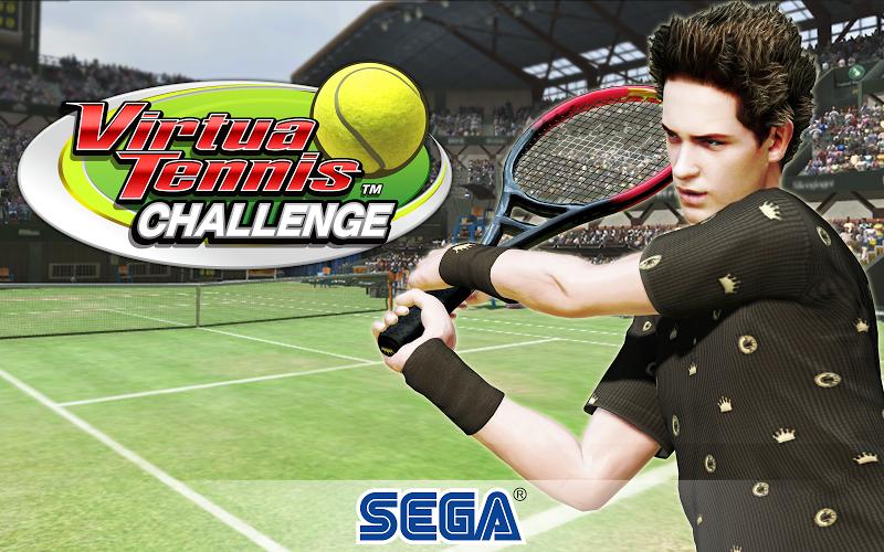 Virtua Tennis Challenge Screenshot 10