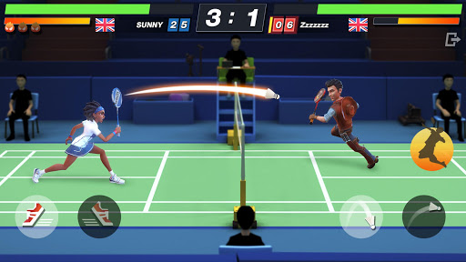 Badminton Blitz - Free PVP Online Sports Game 1.0.9.12 screenshots 12