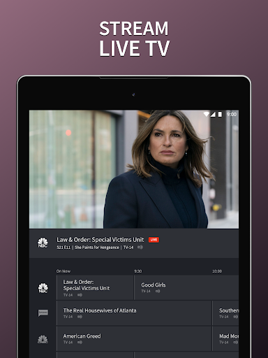 The NBC App - Stream Live TV and Episodes for Free screenshot 9