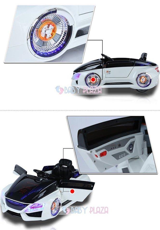 Xe hơi điện thể thao cho bé HL-988 14