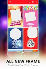 New Year Photo Frames Apk Download Free for PC, smart TV
