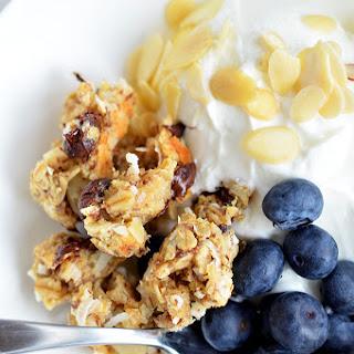 Dark Chocolate Sea Salt Breakfast Cookies Recipe