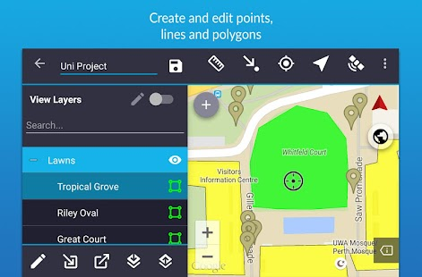 Mappt Lite - Mobile GIS- screenshot thumbnail