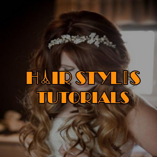 Hair Styles Tutorials 遊戲 App LOGO-硬是要APP