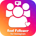 Get Real Followers & Likes for Instagram Guide icon