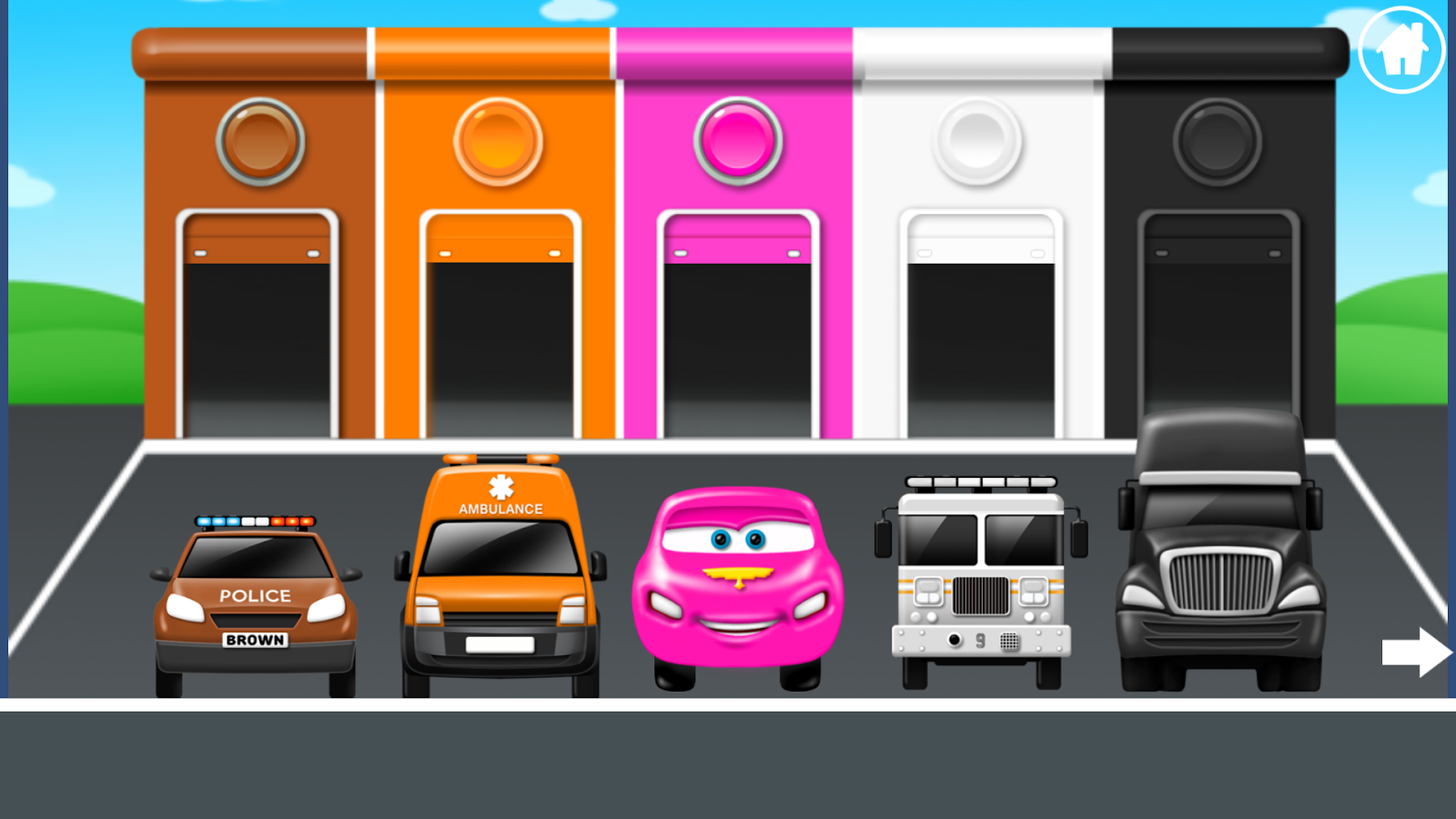 learning colors for children android apps on google play