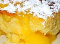 Lemon Lava Cake Recipe