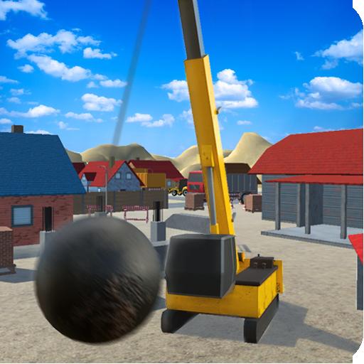 Demolition Simulator - Wrecking ball