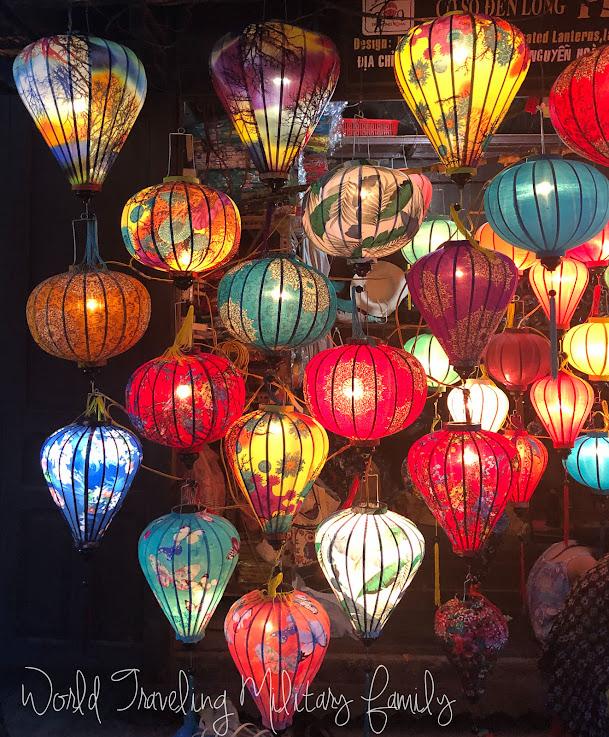 lanterns Hoi An Vietnam