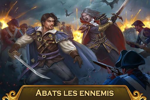 Code Triche Guns of Glory: bâtis une armée épique et un empire apk mod screenshots 3