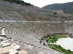 Una part de l'amfiteatre