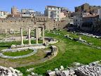 Restes de l'àgora romana