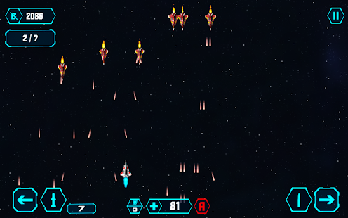 Space Combat: Colonial Uprising - náhled