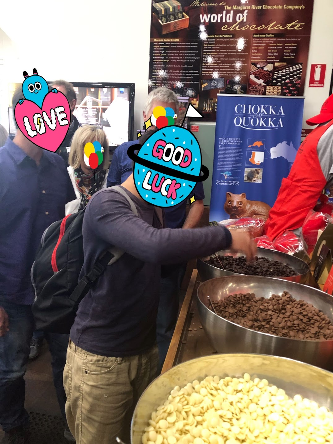 チョコレートファクトリー
