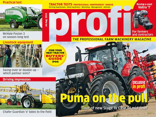 profi Farm Machinery Magazine