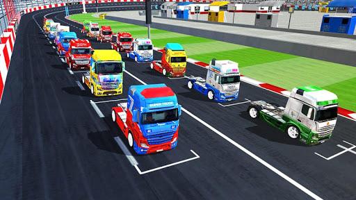 Truck Racing 2018 1.1 screenshots 5