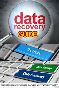 Data Recovery Guide - náhled