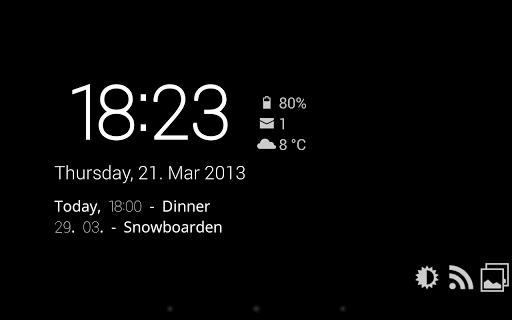 Lucid - DayDream Screensaver 2.0.1 screenshots 1