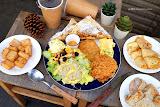 晨食。morning早午餐