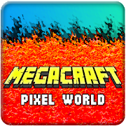 Mega Craft : Exploration Pixel 3D World