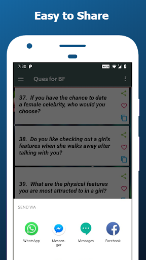 Romantic Questions to ask ud83dudc96 1.3 screenshots 3