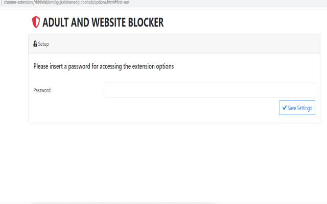 Porn Websites Blocker