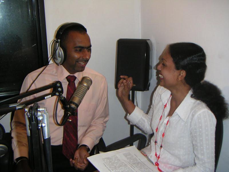 Photo: ASURA FM WITH DILANI