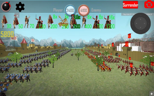 Roman Empire: Caesar Wars 1.3 screenshots 11
