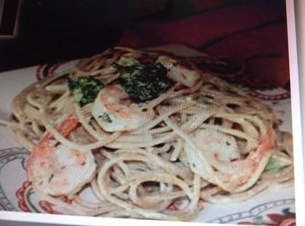 Pasta With Shrimp And Broccoli Recipe
