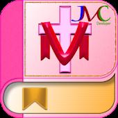 Bíblia Feminina Tablet JMC