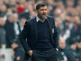 Officiel !  Le FC Porto a pris une décision au sujet de Sergio Conceiçao