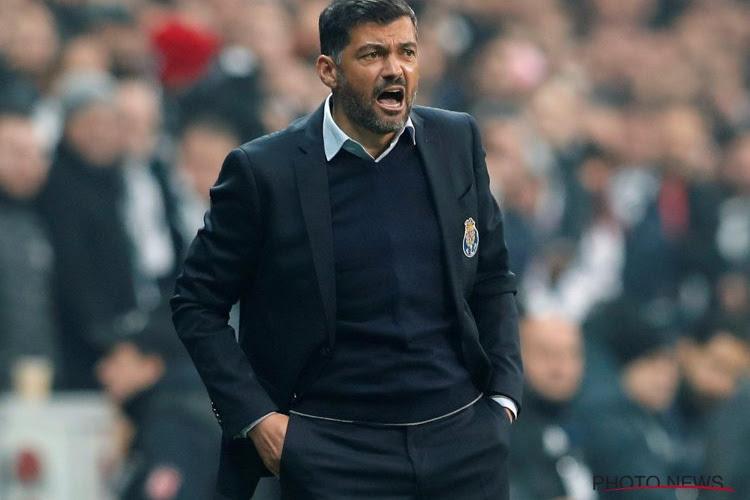 Sergio Conceiçao riskeert een zeer zware schorsing in de Portugese competitie