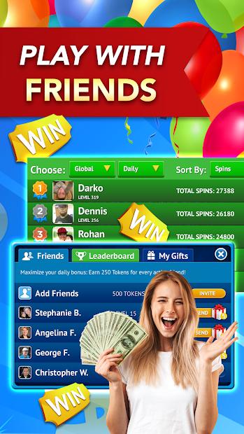 SpinToWin Slots - Casino Games & Fun Slot Machines Android App Screenshot