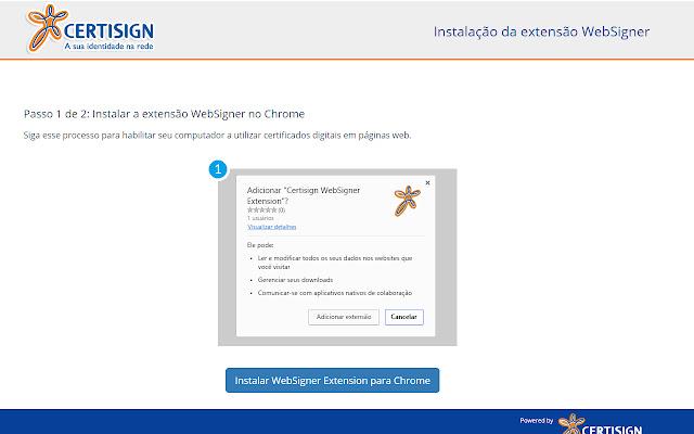 Certisign WebSigner