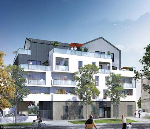Vente appartement 4 pièces 86,35 m2