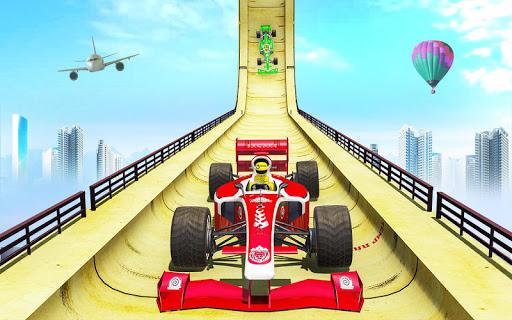 Formula Car Racing Stunts - Impossible Tracks 2019 apkmartins screenshots 1