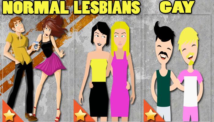 Detector Gay Or Lesbian Prank - screenshot