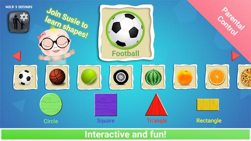 Kids Learn Shapes - Preschooler Education Game 1.0.20 screenshots 3